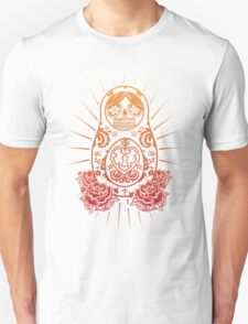 Sugar Doll / Day of the Doll - New Design (white background) Unisex T-Shirt