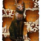 """""""In the Catacombs of Bastet"""" by Skye Ryan-Evans"""