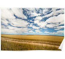 Wheat Belt - South Australia Poster