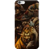 Ogres and Goblins  iPhone Case/Skin
