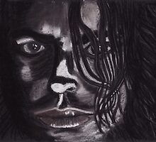 Just A Man - Michael Hutchence by MagsWilliamson