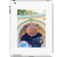 Aladdins Oasis iPad Case/Skin