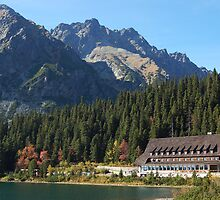 Tatry Mountains by MKCn