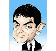 MR BEAN  Photographic Print