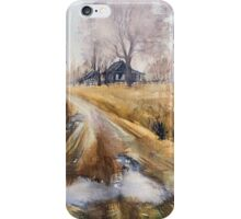 "Last Autumn (From series ""Nostalgie"") iPhone Case/Skin"
