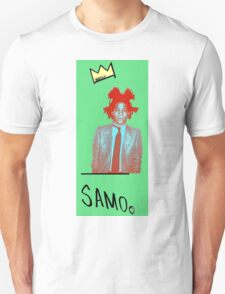 samo - green back T-Shirt