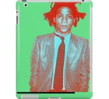samo - green back iPad Case/Skin