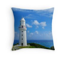 Great Otway Lighthouse Throw Pillow