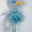 Toy Ostrich by poinsiana