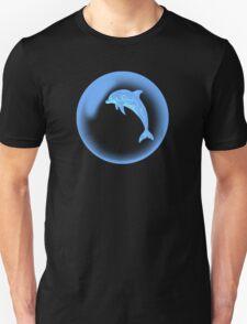 Bubble Dolphin T-Shirt