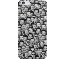 pratt pratt pratt iPhone Case/Skin