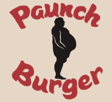 Paunch Burger by jehnner