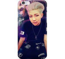 Rapmonster iPhone Case/Skin