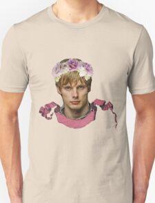 Arthur Pendragon Floral  Unisex T-Shirt