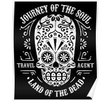 Travel Agent Catrina Poster