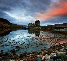 Eilean Donan Sunrise by Celtic Mystery
