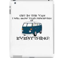 Get in the Van iPad Case/Skin