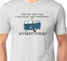 Get in the Van Unisex T-Shirt