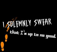I Solemnly Swear by birthdaytees