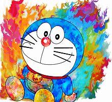 Doraemon by ururuty