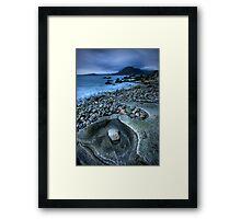 Elgol twilight : Isle of Skye Framed Print