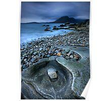 Elgol twilight : Isle of Skye Poster