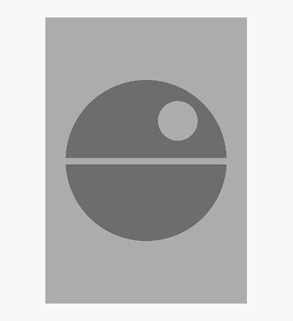 Star Wars - Death Star Photographic Print