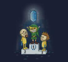 Link's Purest Blue Stuff T-Shirt