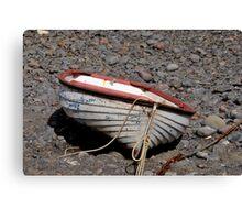 """ I can't  come fishing - I'm a bit tied up at the moment"" Canvas Print"