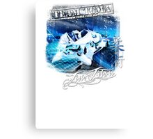 TCMA BJJ Canvas Print