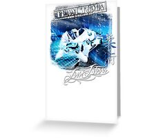 TCMA BJJ Greeting Card