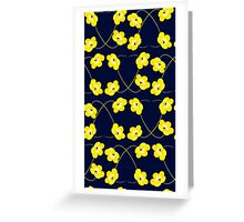Buttercup. Greeting Card