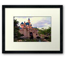 A Castle For You Framed Print