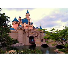 A Castle For You Photographic Print