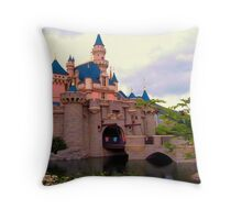 A Castle For You Throw Pillow