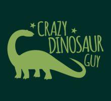 Crazy Dinosaur GUY by jazzydevil