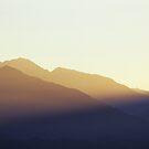 Tasman Mountains by Kasia Nowak