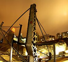 Mill City, Gold Medal Flour by Robert Stone