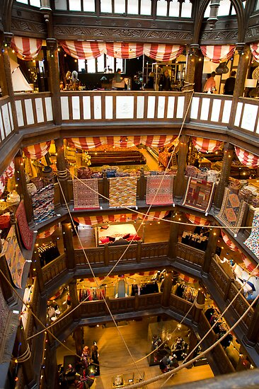 Liberty of London: Ye Olde Shoppee by DonDavisUK