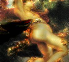 The Rape of Ganymede – Rubens (1577-1640) by lochithea