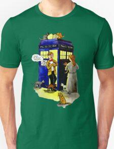 Cat Lady Companion Unisex T-Shirt