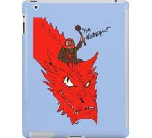 """For Narnia!"" iPad Case/Skin"