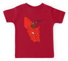 """For Narnia!"" Kids Tee"