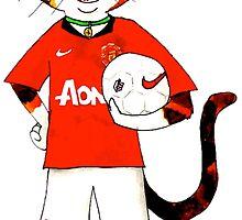 SkyeCatz: Manchester United F.C Cindy! by SkyeWieland
