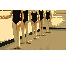At the Barre Photographic Print