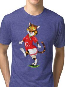 SkyeCatz: Cork Bindi! Tri-blend T-Shirt