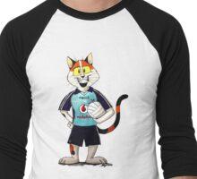 SkyeCatz: Dublin Jacks Bellé Men's Baseball ¾ T-Shirt