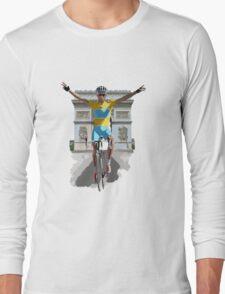 Triomphe Long Sleeve T-Shirt