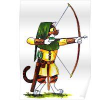 SkyeCatz: Bindi the Archer Poster