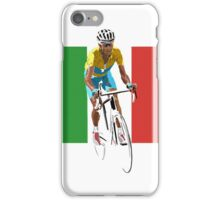 Maillot Jaune, Italy Flag 2 iPhone Case/Skin